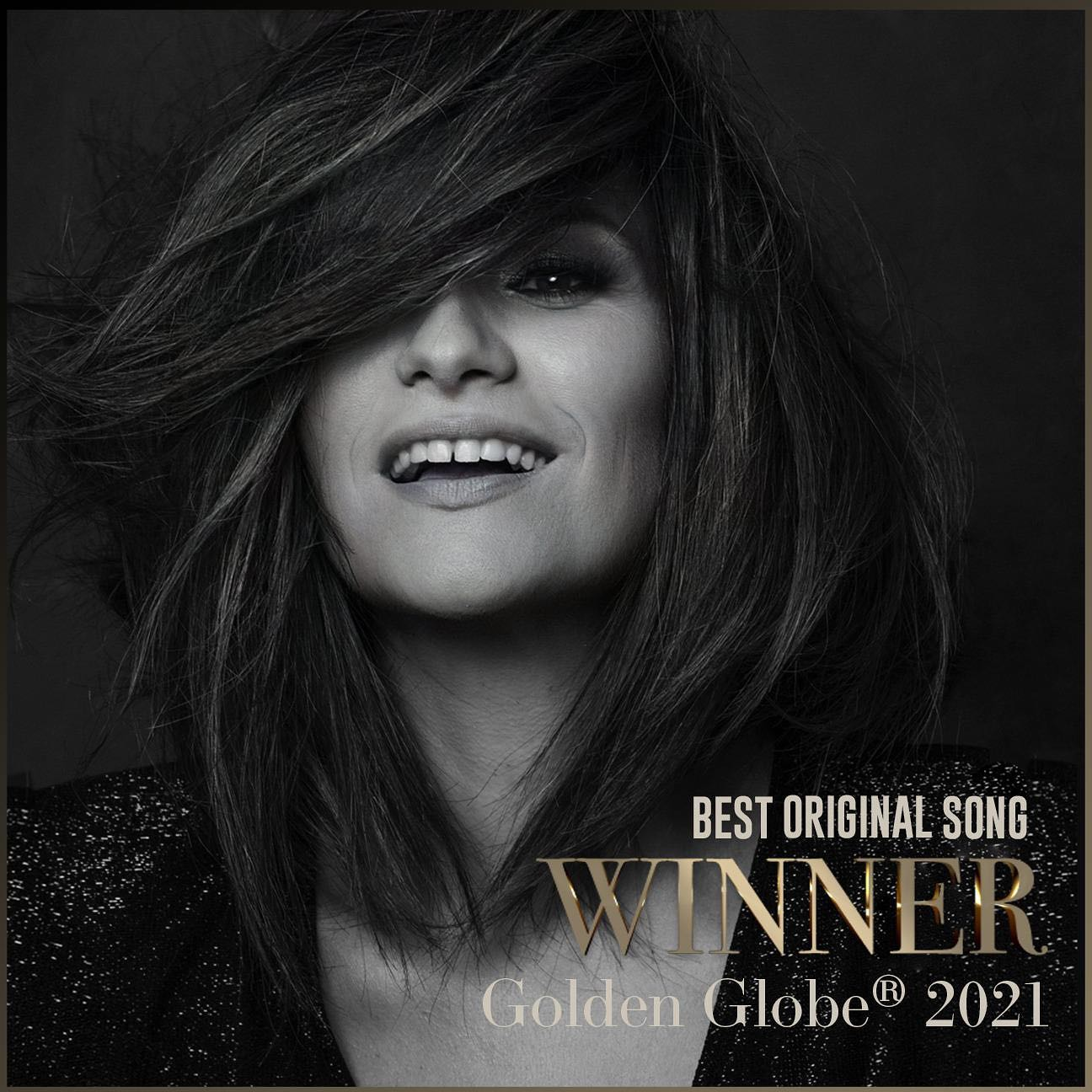 LAURA PAUSINI WINNER GOLDEN GLOBE