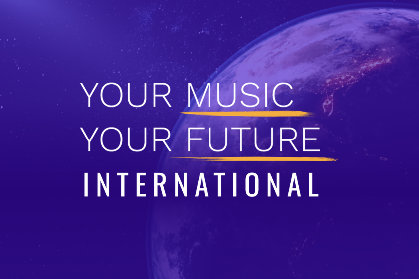 Your Music Your Future International CISAC