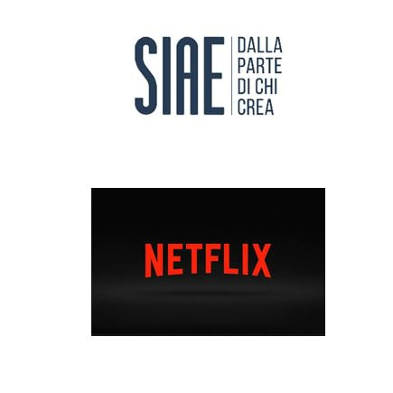 SIAE E NETFLIX: ACCORDO PER LA TUTELA DEL REPERTORIO MUSICALE E AUDIOVISIVO SULLA PIATTAFORMA DI STREAMING ON DEMAND
