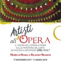 Da Picasso a Kentridge, Artisti all'Opera di Roma