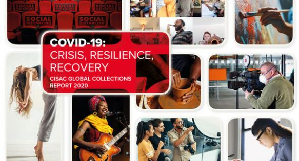 CISAC 2020 Global Collection Report